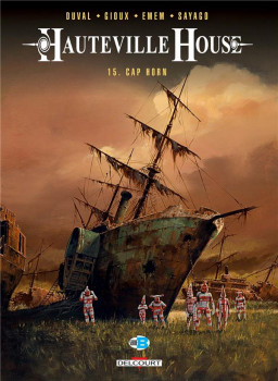 Hauteville house tome 15