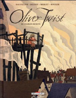 Oliver Twist - intégrale