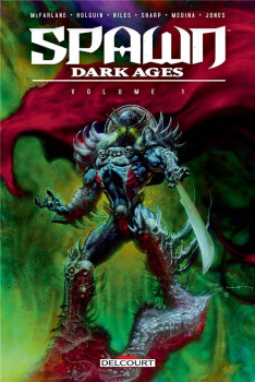 Spawn dark ages - intégrale tome 1