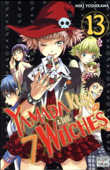 Yamada Kun & the 7 Witches tome 13