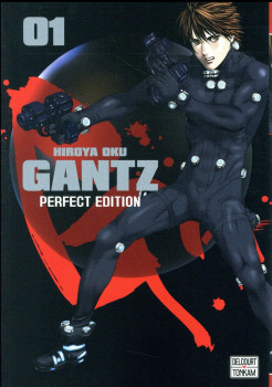 Gantz perfect tome 1
