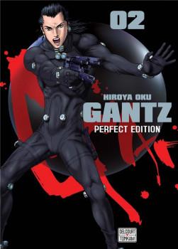 Gantz perfect tome 2