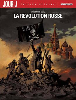 Jour J - la révolution russe - édition spéciale