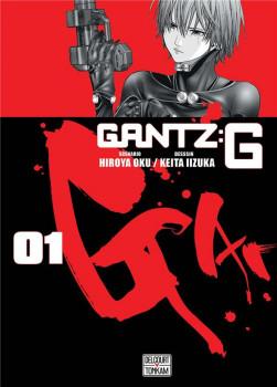 Gantz G tome 1
