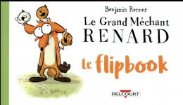 Le grand méchant renard - Le flipbook