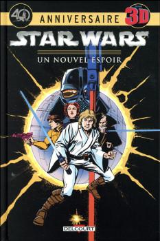 Star Wars - Un nouvel espoir - édition 3D