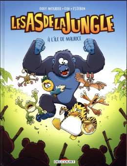 Les as de la jungle tome 1