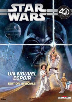 Star Wars - épisode IV - spécial 40e anniversaire