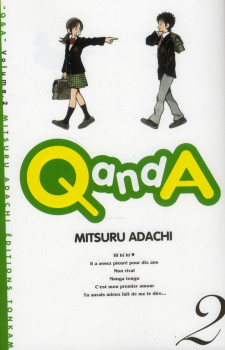 q and a tome 2