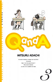 Q and a tome 3