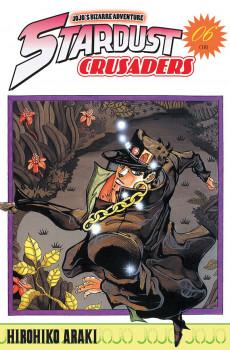 jojo's bizarre adventure - stardust crusaders tome 6