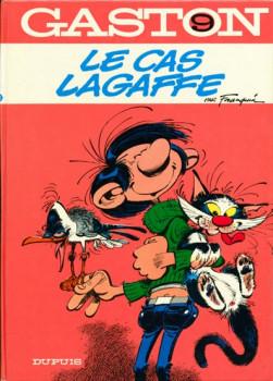 Gaston Lagaffe tome 9 - le cas lagaffe