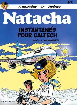 Natacha tome 8 - instantanés pour caltech