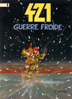 421 tome 1 - guerre froide