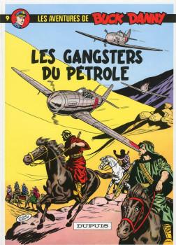 buck danny tome 9 - les gangsters du pétrole
