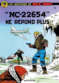 buck danny tome 15 - nc-22654 ne répond plus