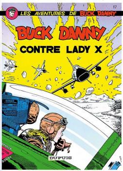 buck danny tome 17 - buck danny contre lady x