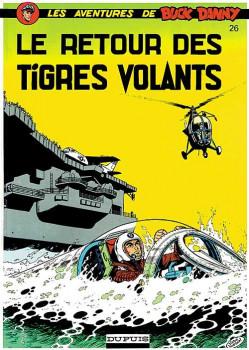 buck danny tome 26 - le retour des tigres volants
