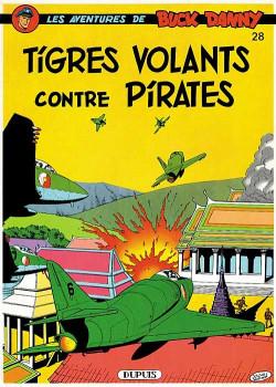 buck danny tome 28 - tigres volants contre pirates