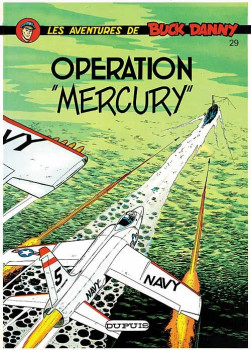 buck danny tome 29 - operation mercury
