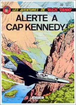 buck danny tome 32 - alerte à cap kennedy