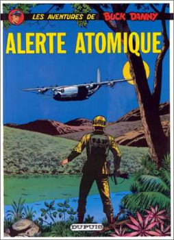 buck danny tome 34 - alerte atomique