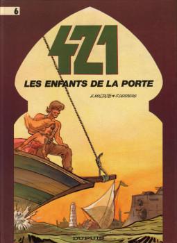 421 tome 6 - les enfants de la porte