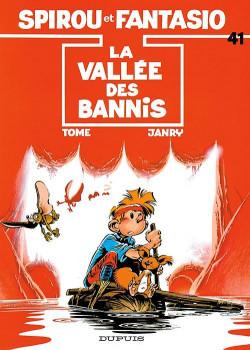 spirou et fantasio tome 41 - la vallée des bannis