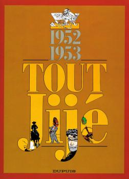 tout Jijé tome 2 - 1952-1953