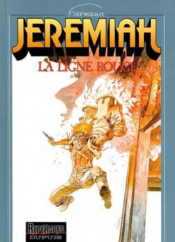 jeremiah tome 16 - la ligne rouge
