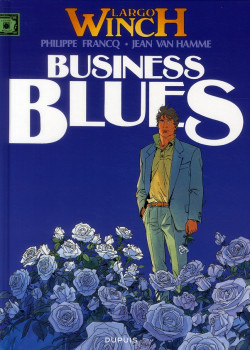 largo winch tome 4 - business blues