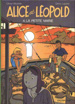 Alice et Léopold tome 4 - la petite Marie