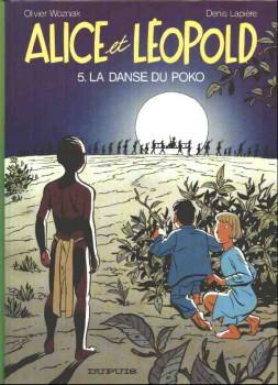Alice et Léopold tome 5
