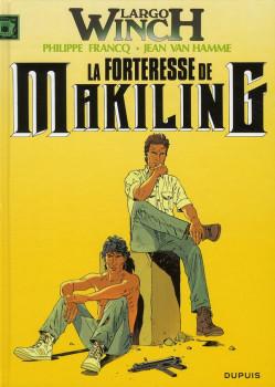 largo winch tome 7 - forteresse de makiling