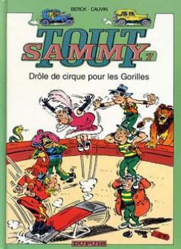 Tout Sammy Tome 1 Bdfugue Com