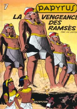papyrus tome 7 - la vengeance de ramses