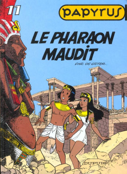 papyrus tome 11 - le pharaon maudit