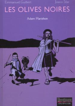 les olives noires tome 2 - adam harishon