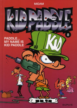 Kid Paddle tome 8