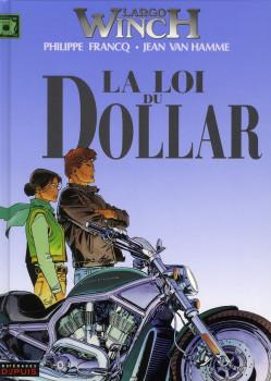 largo winch tome 14 - la loi du dollar
