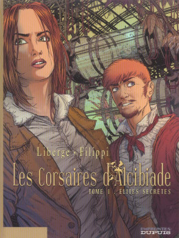 les corsaires d'alcibiade tome 1 - elites secrètes