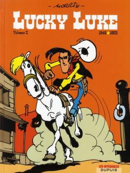 lucky luke - intégrale tome 2