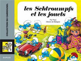 schtroumpfs carrousel tome 3 - les schtroumpfs et les jouets
