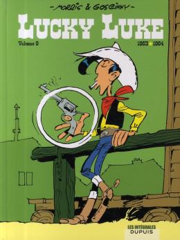 lucky luke - intégrale tome 9 (1963-1964)