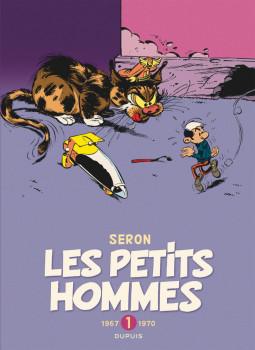 Les petits hommes - intégrale tome 1 - 1967-1970