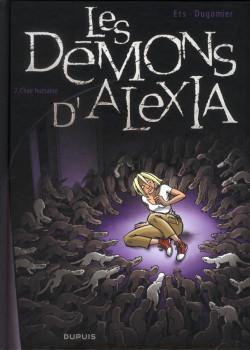les démons d'Alexia tome 7