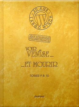 largo winch - diptyque tome 9 et tome 10