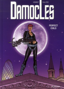 Damocles tome 3 - perfect child