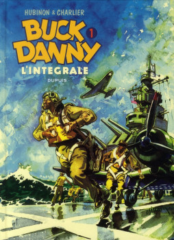 Buck Danny - intégrale tome 1 - 1946 - 1948