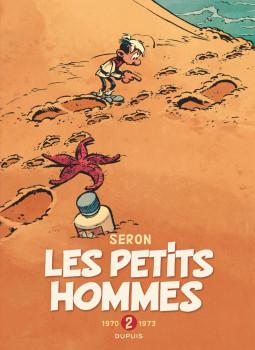 les petits hommes - intégrale tome 2 - 1970-1973